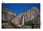 Yosemite Falls Moonbow Carry-all Pouch