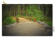 Yosemite Falls Trail Carry-all Pouch
