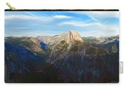 Yosemite Glacier Point Panorama Carry-all Pouch