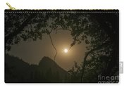 Yosemite Moonrise Carry-all Pouch