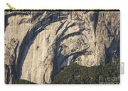 Yosemite Rock Detail Carry-all Pouch