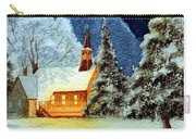 Yosemite Valley Chapel Carry-all Pouch