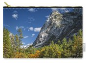 Yosemite Valley Rocks Carry-all Pouch