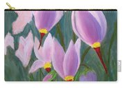 Yosemite Wildflowers Carry-all Pouch