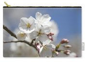 Yoshino Cherry Blossoms Carry-all Pouch