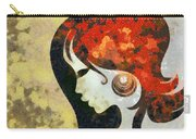 You Are The Only 1 Carry-all Pouch by Angelina Vick