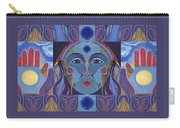 You Have The Power Carry-all Pouch by Helena Tiainen