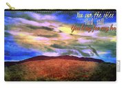 You Own The Skies Carry-all Pouch