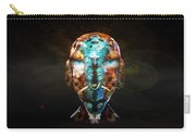 Young Alien Warrior Carry-all Pouch