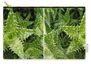 Young Aloe In Stereo Carry-all Pouch