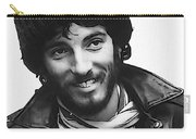 Young Bruce Springsteen Carry-all Pouch