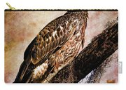 Young Eagle Pose II Carry-all Pouch