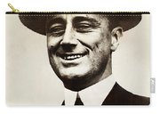 Young Franklin  Roosevelt Carry-all Pouch