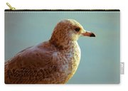 Young Gull Carry-all Pouch