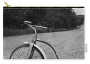 Young Kid Old Road  Carry-all Pouch