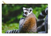 Young Lemur Carry-all Pouch