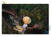 Young Lonely Mushroom 2 Carry-all Pouch