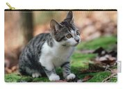 Young Manx Cat Carry-all Pouch