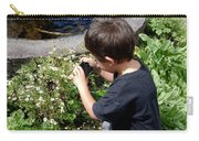 Young Photographer Carry-all Pouch