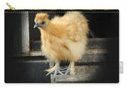 Young Silkie Carry-all Pouch