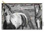 Young Stallions Carry-all Pouch