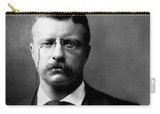 Young Theodore Roosevelt Carry-all Pouch by Bill Cannon