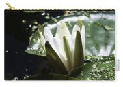 Young Water Lily Carry-all Pouch