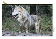 Young Wolf Carry-all Pouch