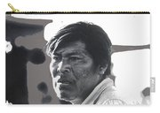 Young Yaqui Man New Pascua Arizona 1969 Carry-all Pouch