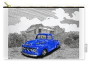 Your 1952 F 100 Pick Up In N M  Carry-all Pouch