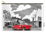 Your Ferrari In Tularosa N M  Carry-all Pouch