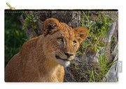 Your Lioness Carry-all Pouch