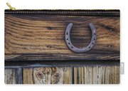Your Lucky Horseshoe Carry-all Pouch