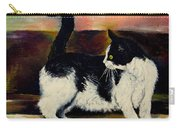 Your Pets Commission Me To Paint Carry-all Pouch