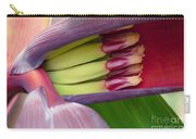 Your Treasure - Mai'a Maoli - Tropical Hawaiian Banana Flower  Carry-all Pouch