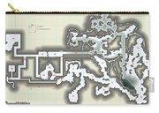 Yrchyn The Tyrant Kobold Lair Map Carry-all Pouch
