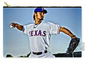 Yu Darvish Painting Carry-all Pouch