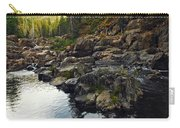 Yuba River Rocks Carry-all Pouch