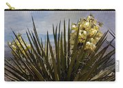 Yucca Blooms Carry-all Pouch