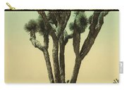 Yucca Cactus At Hesperia California Carry-all Pouch