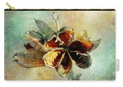 Yucca Pod - Barbara Chichester Carry-all Pouch