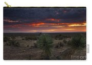 Yucca Sunset Carry-all Pouch