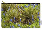 Yucca With Bonnets Carry-all Pouch
