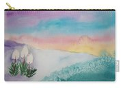 Yuccas At Dawn Carry-all Pouch