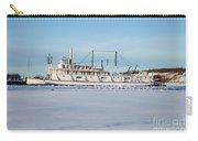 Yukon Gold Rush Sternwheeler Ss Klondike Carry-all Pouch