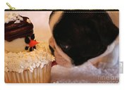 Yum At First Kiss Carry-all Pouch