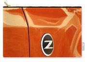 Z Emblem P Carry-all Pouch
