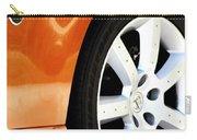 Z Emblem Wheel Carry-all Pouch