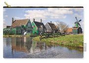 Zaanse Schans Carry-all Pouch by Joana Kruse