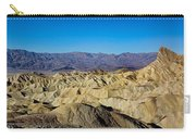 Zabriskie Point Panoramic Carry-all Pouch